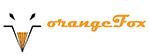 logo orange fox