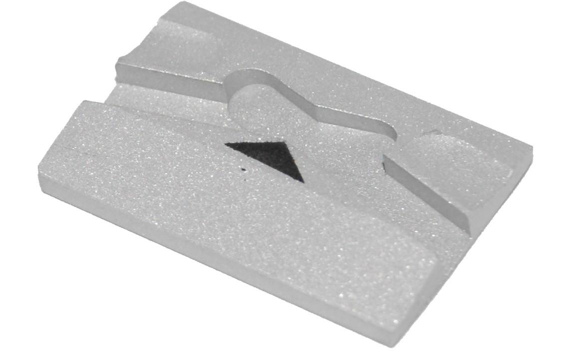 SKS alu ploščica za karbidni nož