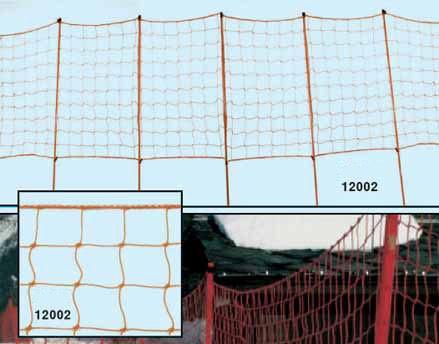 Liski mreža za zaščito plovil, 25m×1.2m