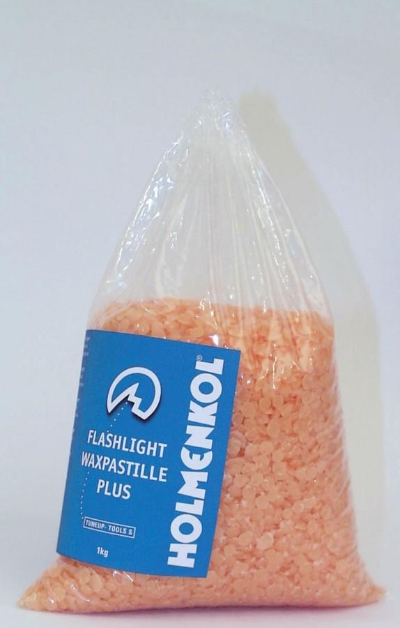 Holmenkol oranžni vosek v granulatu, 1kg
