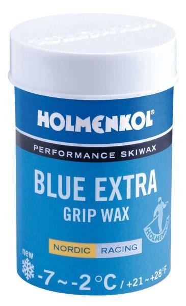 Grip wax - modri - extra