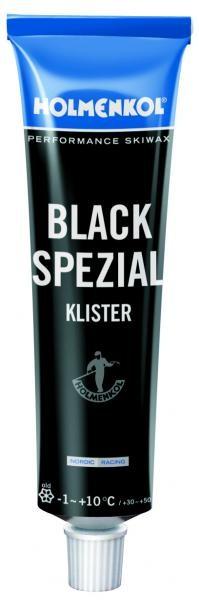 Klister črni - specialen