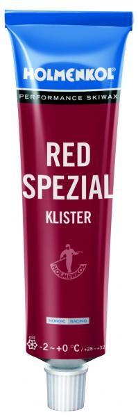 Klister rdeči - specialen