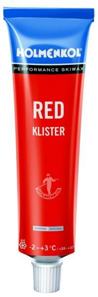 Klister rdeči