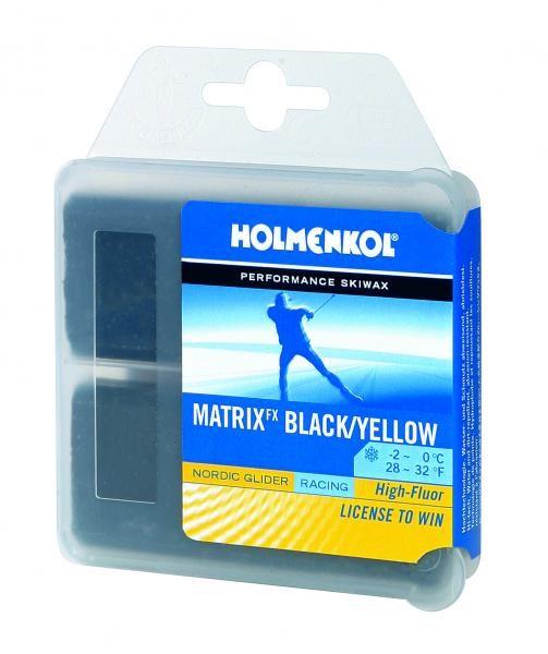 Holmenkol Matrix fx - črni/rumeni