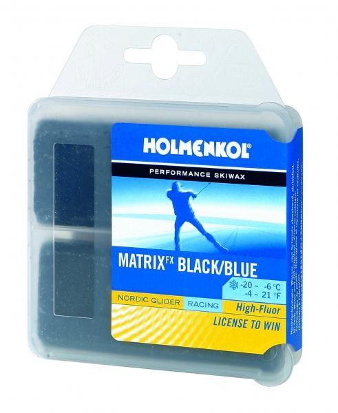 Holmenkol Matrix fx črni/modri