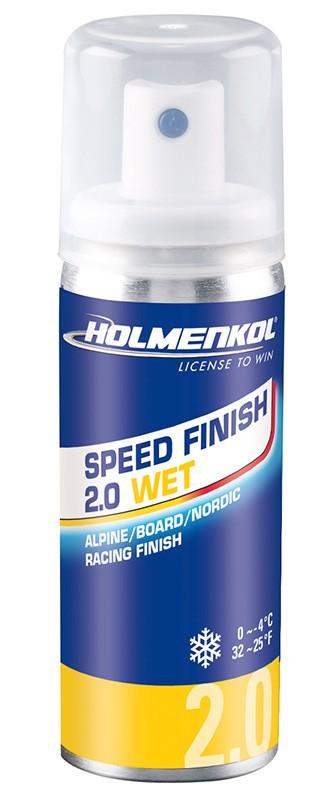 Holmenkol SpeedFinish 2.0 - mokri