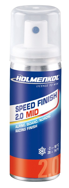 Holmenkol SpeedFinish 2.0 - srednji