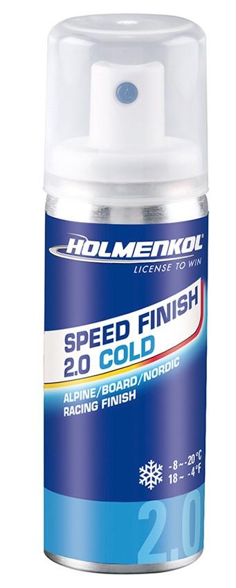 Holmenkol SpeedFinish 2.0 - mrzli