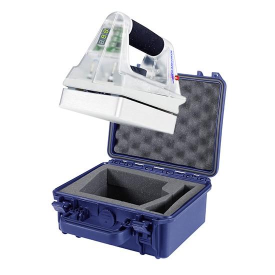 Holmenkol digitalni likalnik, z grelno ploščo 26mm, v kovčku