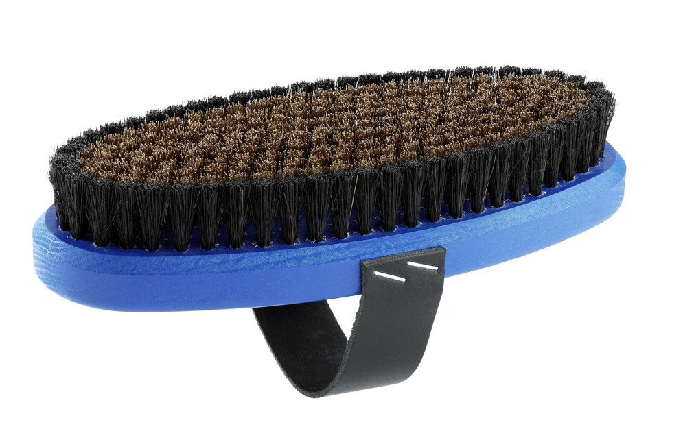holmenkol oval brush bronz
