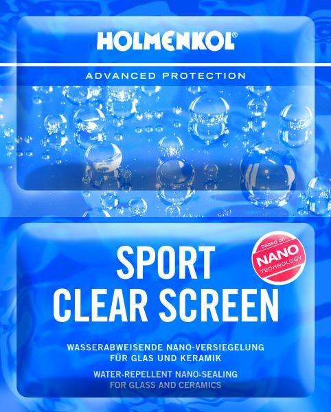 Zaščitni nano premaz za stekla - Sport clear screen