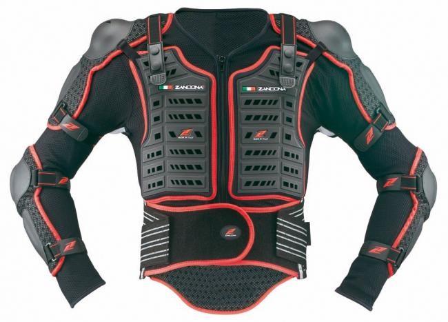 Corax zaščitni jopič ( Body armour ) - 7 plošč, L
