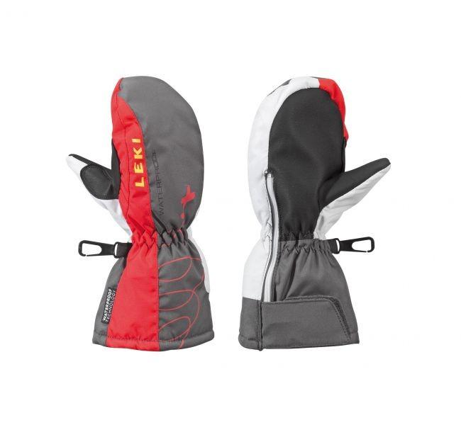 Leki otroške rokavice Aerobatic Mitten - rdeče (št.2)