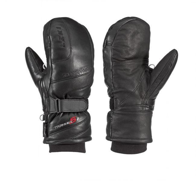 638_80383 leki smucarske rokavice colorado mitten crne