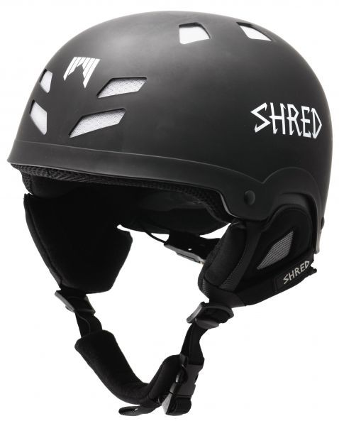 Smučarska čelada Shred Lord Helmet - Dark