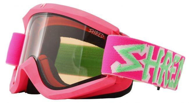Smučarska očala Shred Soaza: Boba (pink/zelena)