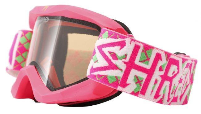 Shred smučarska očala Soaza Junior - Nastify Pink