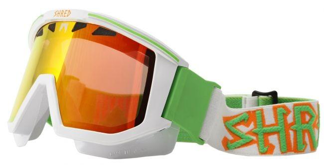 Shred smučarska očala OMNIBOT - Kako