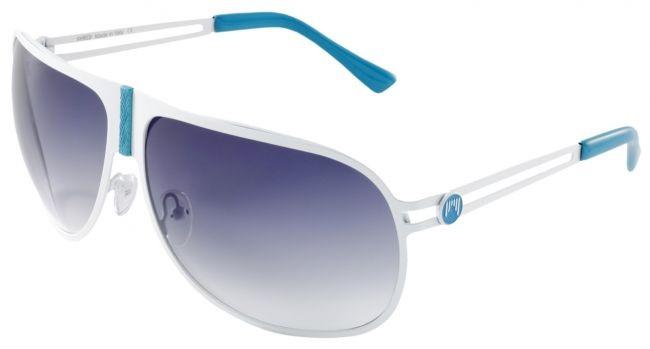 Sončna očala Shred - SOAZA - bela/modra