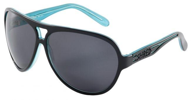 Sončna očala Shred - Sir Edmund - črna/modra