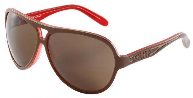 Sončna očala Shred - Sir Edmund - rjava/rdeča