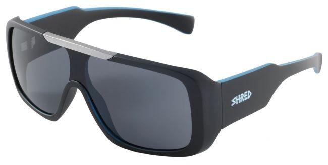 Sončna očala Shred - ROSKO - črna/modra