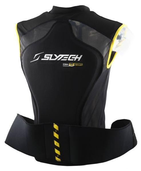 Slytech 2nd Skin zaščitni brezrokavnik - kevlar