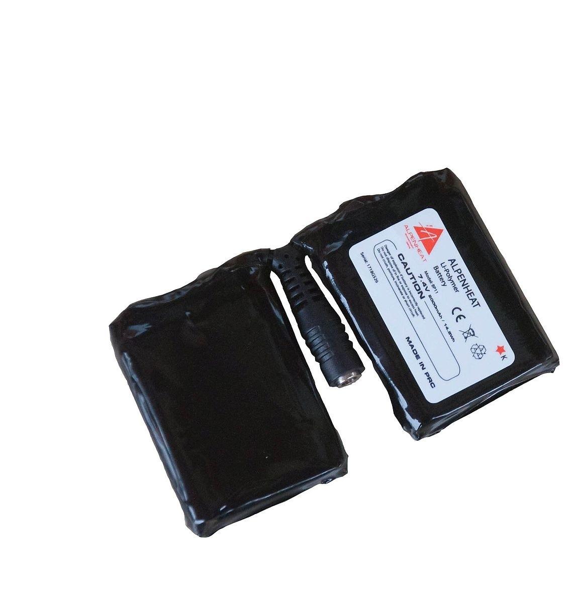 Li-Polymer baterija za Alpenheat grelne rokavice