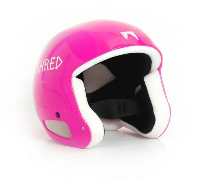 Smučarska čelada SHRED - brain bucket - Pink (Št.58)