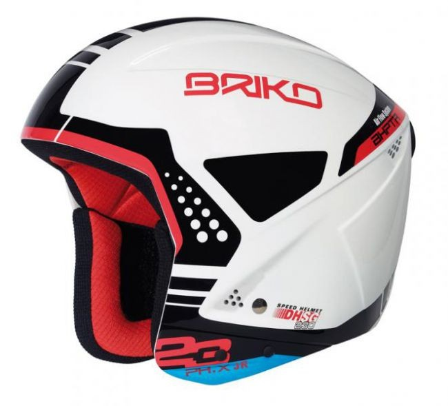 Briko phoenix junior white black red