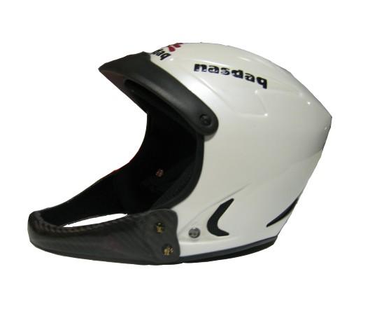 Nasdaq SL smučarska čelada -  karbon, L-XL