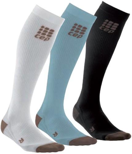 Športne kompresijske nogavice CEP pro+ za golf