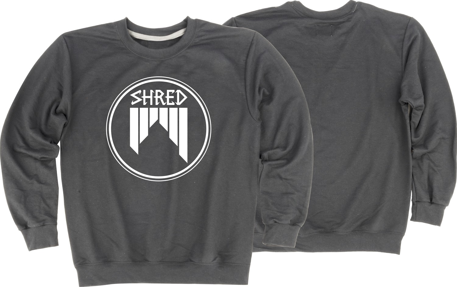 Shred pulover Concentric - unisex