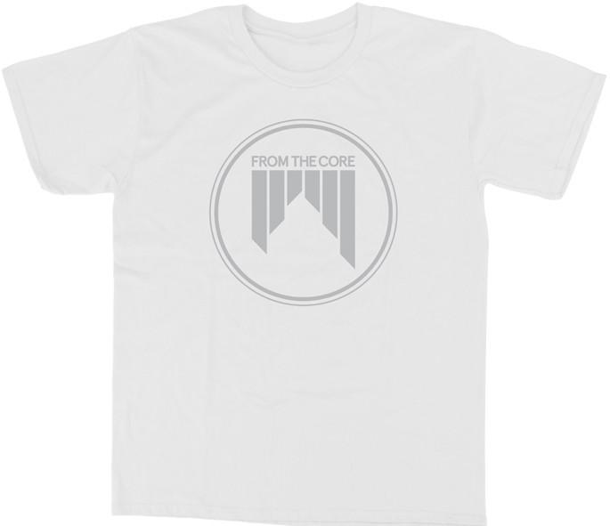 Shred ženska bombažna kratka majica CONCENTRIC, M