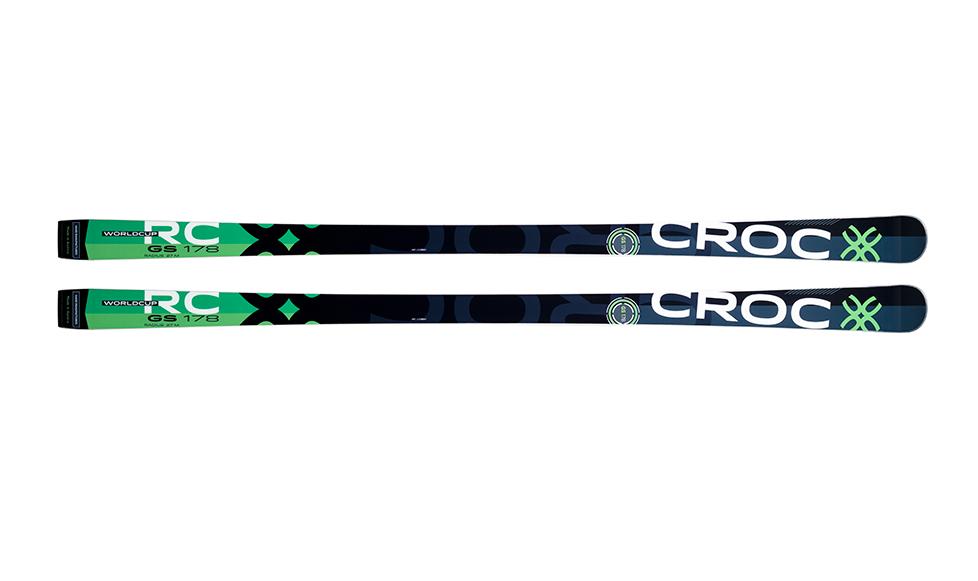 Croc GS WJC FIS junior smuči, 178 cm