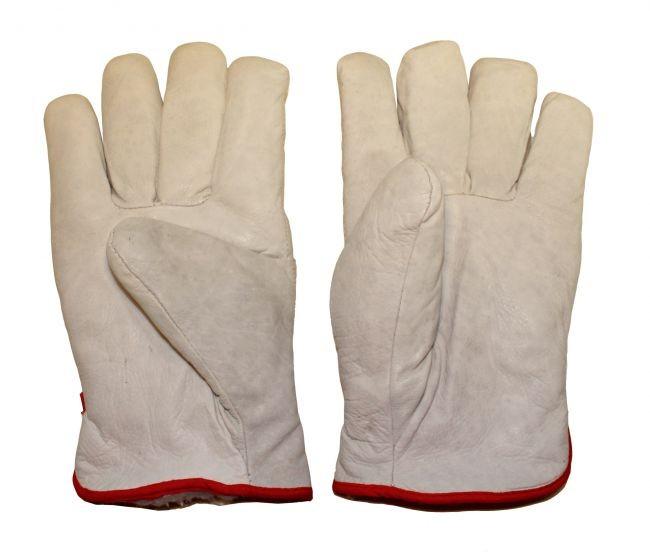 delavne trenerske usnjene rokavice