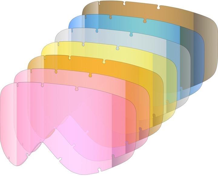 7 lenses kit