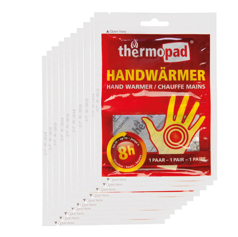 Grelne blazinice za roke Thermopad, 10 parov