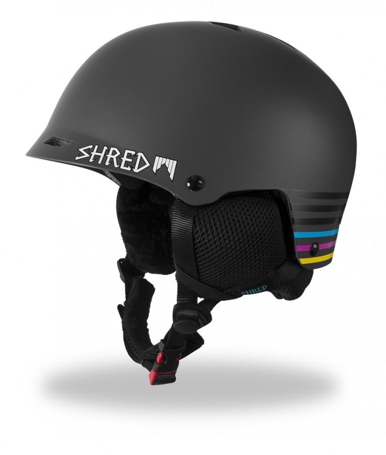 Smučarska čelada Shred HALF BRAIN - ShrastaLines