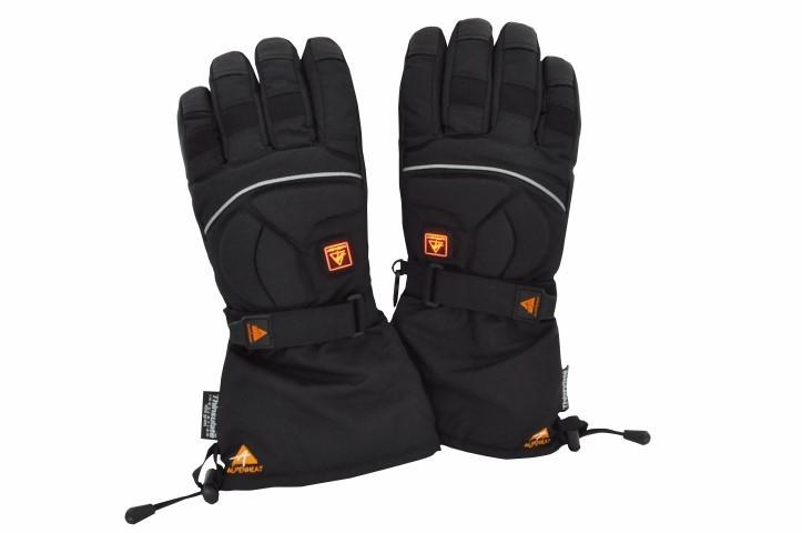 Grelne smučarske rokavice AlpenHeat DEMO model