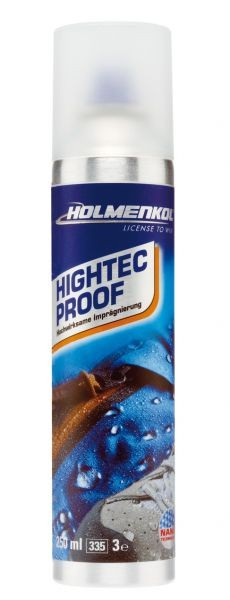 Impregnacija za funkcijska oblačila - HighTec Proof