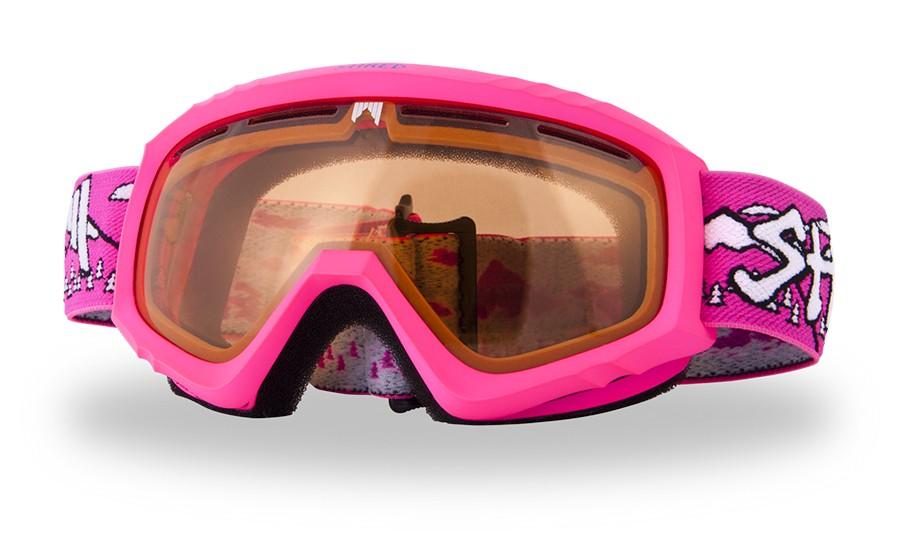 Otroška smučarska očala Shred HOYDEN WhyWeShred - roza