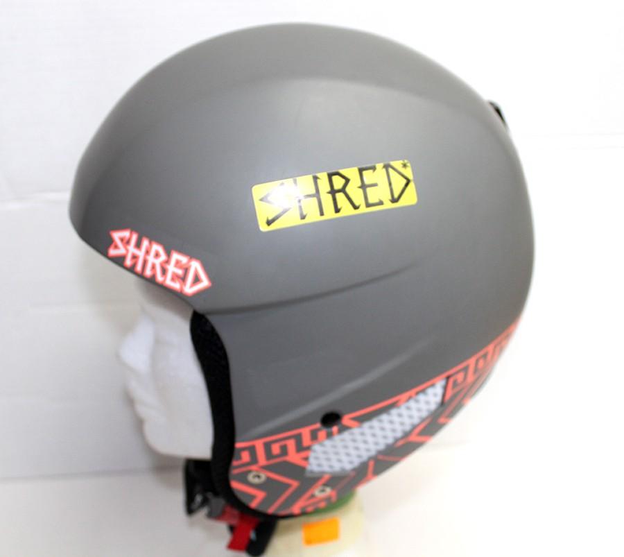 [RABLJENA] Čelada Shred Mega Brain Bucket RH FIS NORFOLK RUST M/L (57-60)