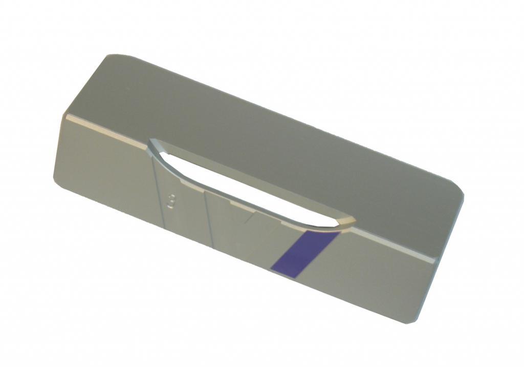 M Športna oprema aluminijasti kotnik z režo