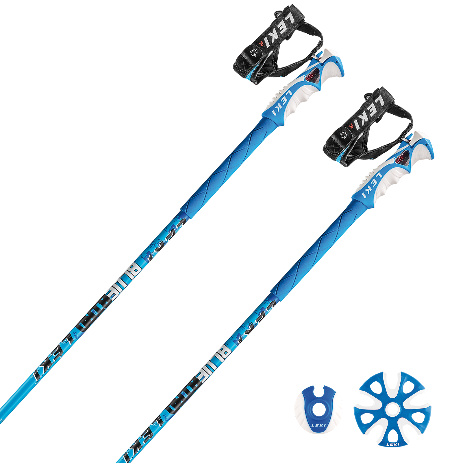 Leki Blue Bird Carbon S
