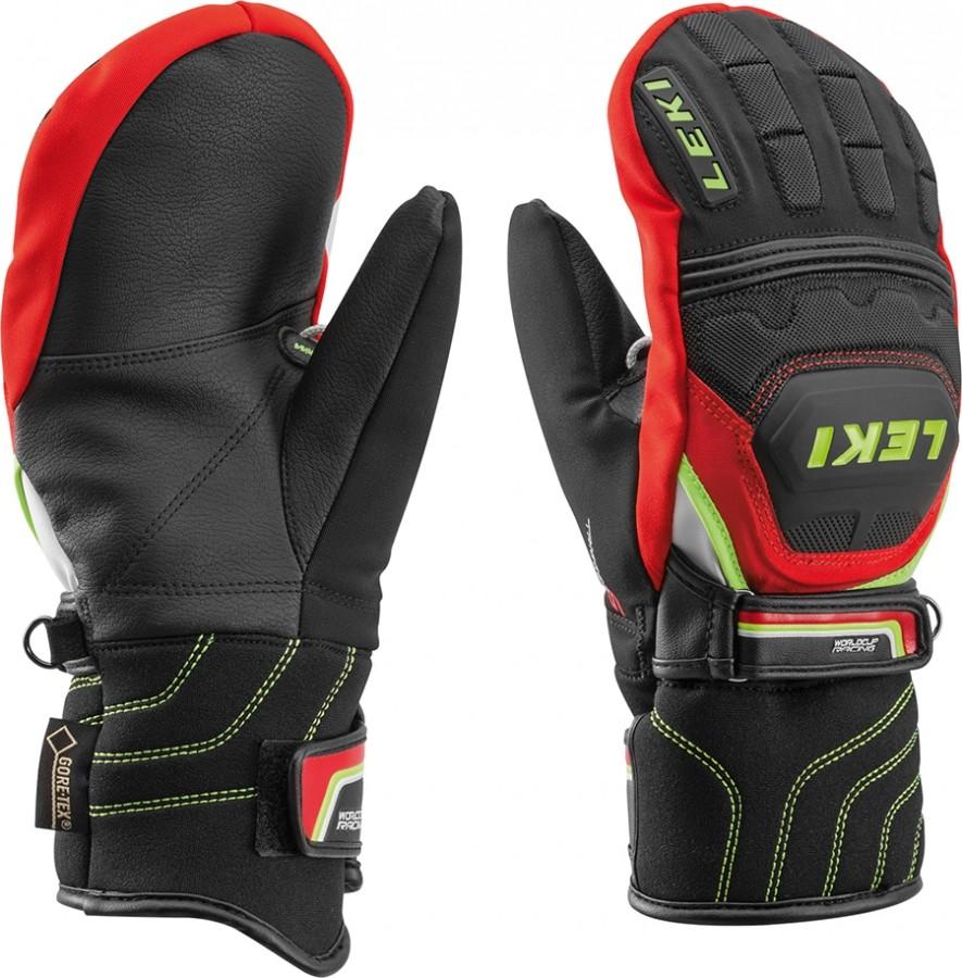 Leki WC Race Coach Flex S GTX Junior MITTEN otroške rokavice, 2018
