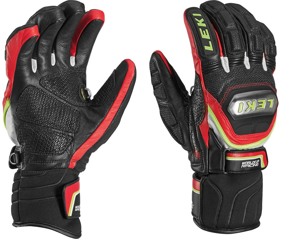Leki smučarske rokavice Worldcup Race Titanium S