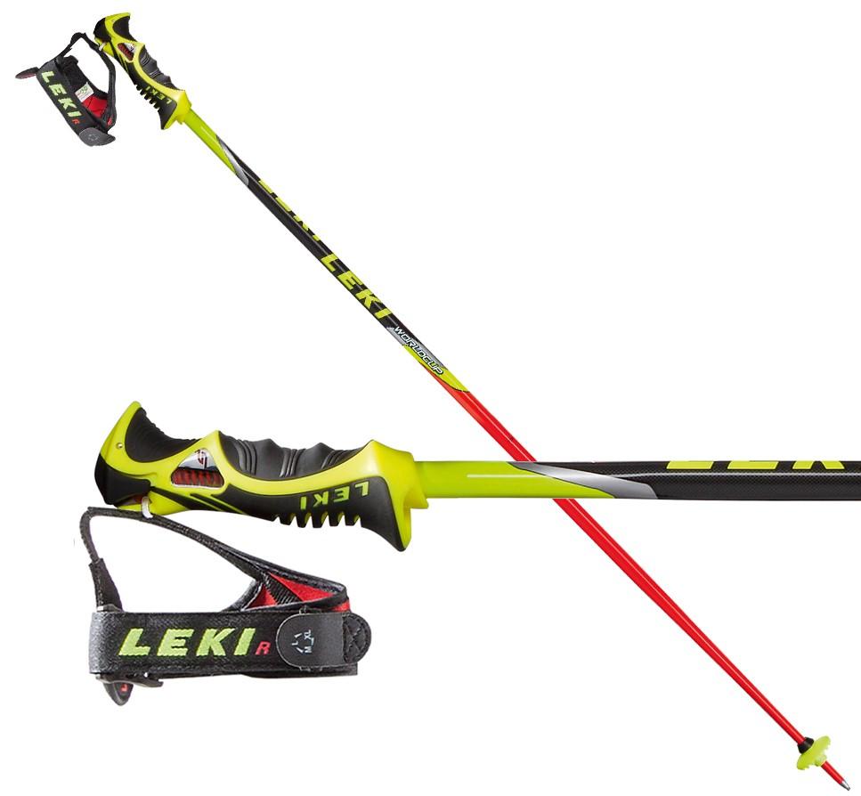 Leki WC Racing SL TR-S, palice za slalom