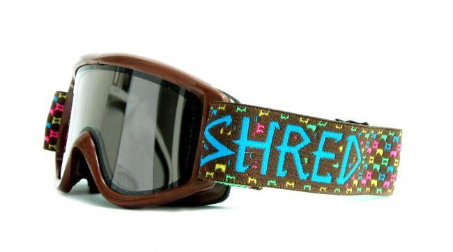 Otroška smučarska očala Shred: LIGET - Ted Ligety PRO